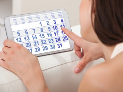 Beräkna din egen störst chans för graviditet period