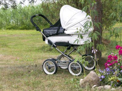 Vill ni köpa nytt eller begagnat barnvagn