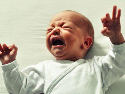 Kolik hos spädbarnet