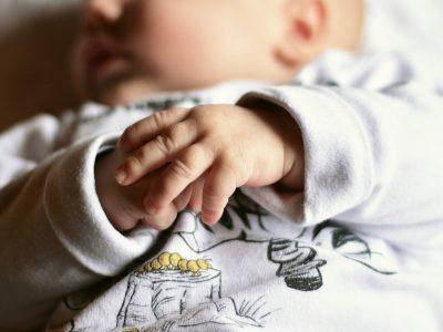 Milier och plitor hos babyn