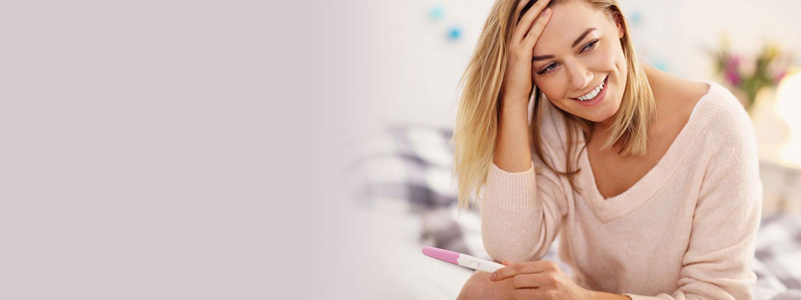 Ju äldre kvinnan är, desto mindre ofta kommer det ägg av god kvalité vilket innebär att det kan ta lång tid innan en graviditet uppstår.