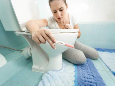 Graviditetssymptom - Vissa kvinnor märker ingenting till en tidlig graviditet, andra desto mer